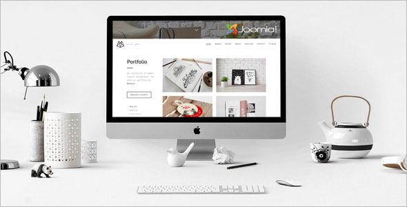 OnePage Website  Template