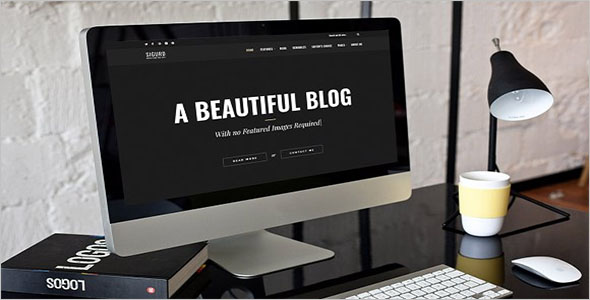 Online Writer HTML Template