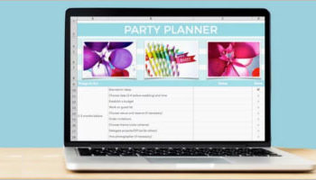 Party Planning Templates