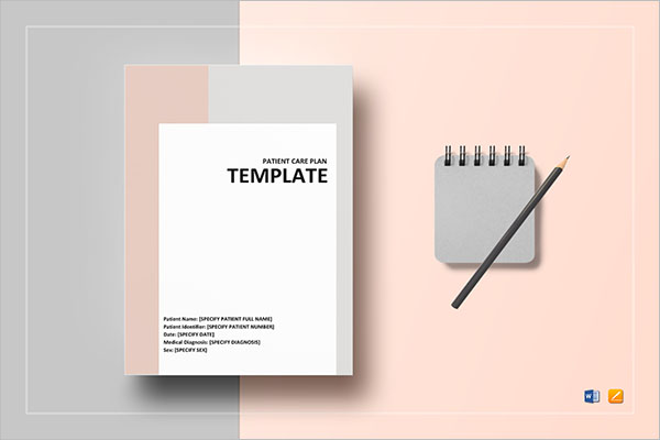 Patient Meal Planning Template
