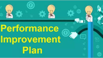 Performance Improvement Plan Templates