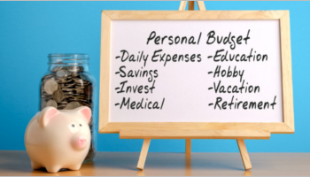 Personal Budget Templates