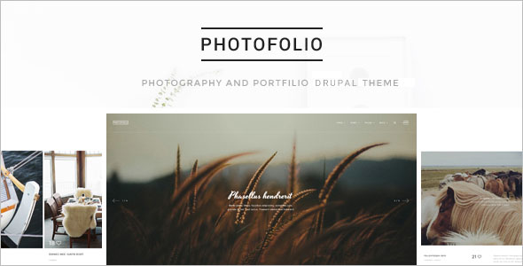 Premium Fullscreen Blog Theme