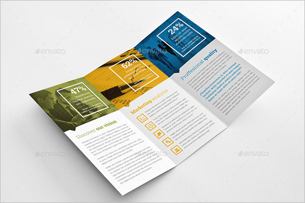 Printable Graduation Brochure Template
