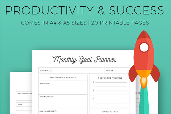 Printable Project Management Plan Template