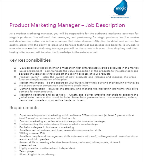 Product Strategy Document Template