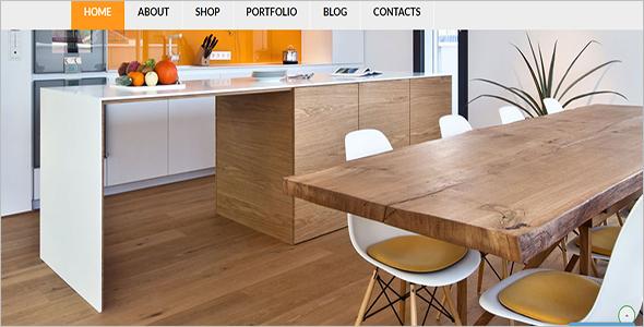 Professional Furniture Woocommerce Template
