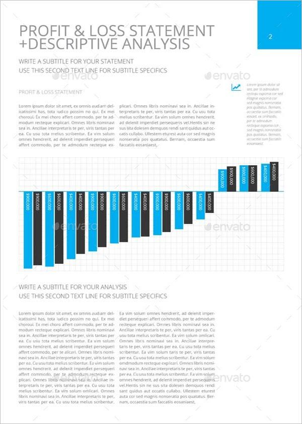 Profit & Loss Statement Analysis Report