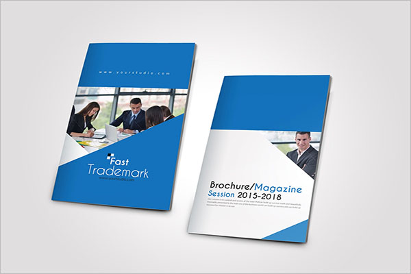 Promotional Brochure Template