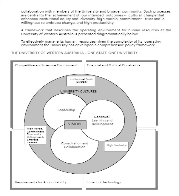 Recruitment & Selection Strategy Template