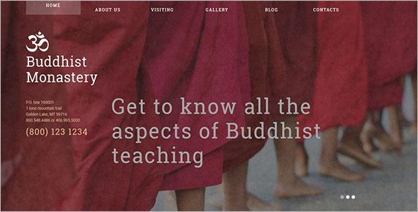 Religion & Spiritual Joomla Theme