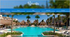 32+ Best Resort Website Templates