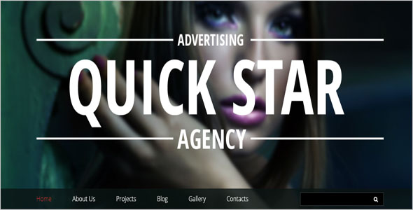 Responsive Adverting Drupal Theme