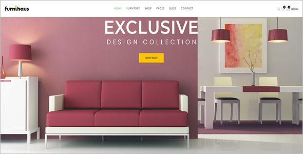 Responsive Home Decor WooCommerce Theme