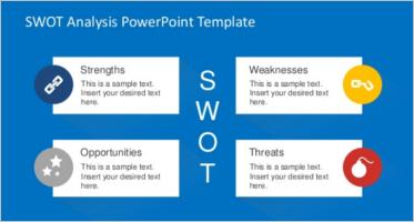 SWOT Analysis PowerPoint Templates