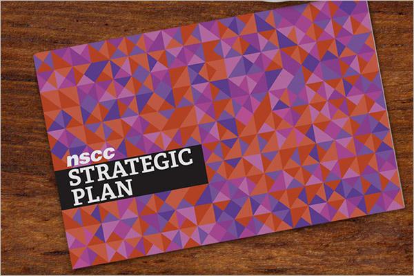 Sample IT Strategic Plan Format