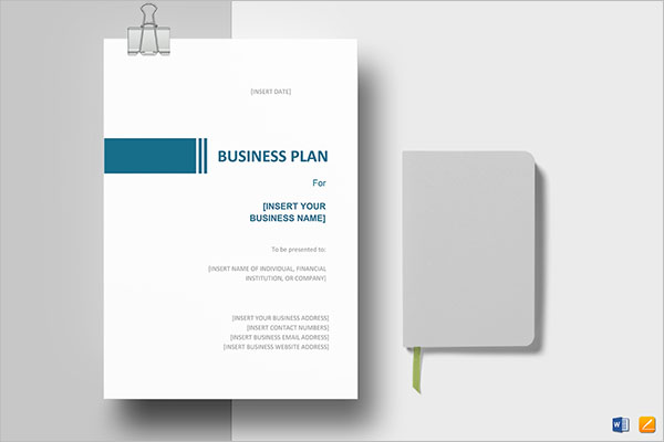 Simple Business Communication Plan Template