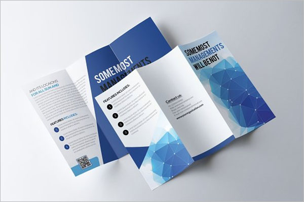Simple Law Firm Brochure Template