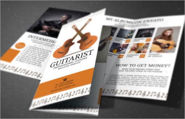 Simple Video Brochure Template