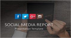 21+ Social Media Report Templates