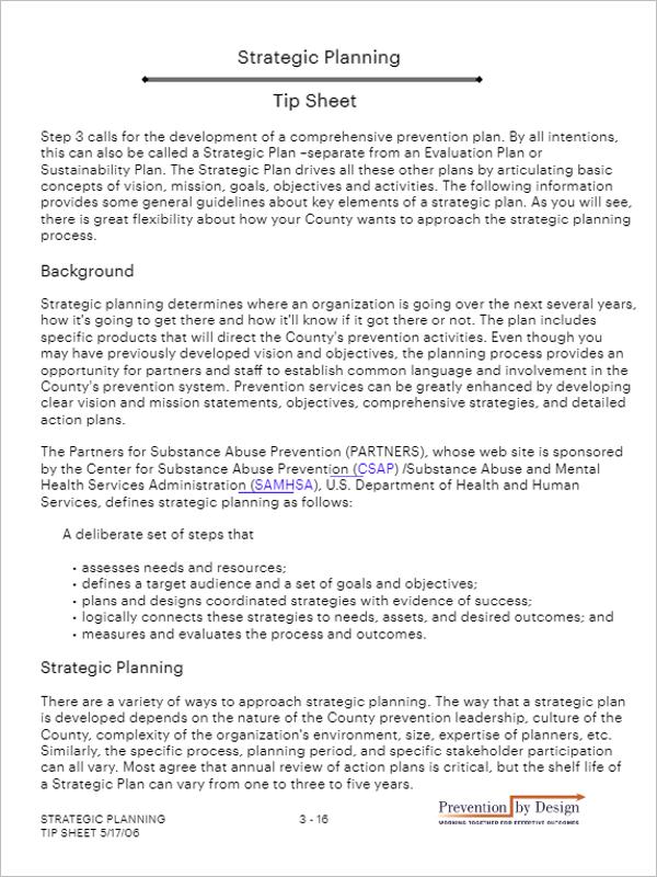 strategic plan template for schools - 35 best strategic plan templates free word pdf sample