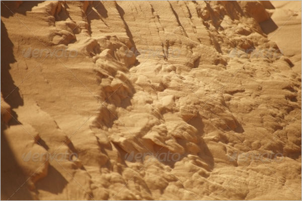 Textured Sand Design