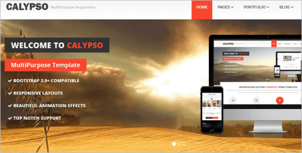 Top Selling Bootstrap Template