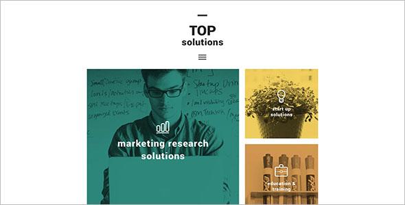 Top Solutions WordPress Theme