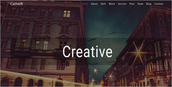 Top jQuery Template For Website