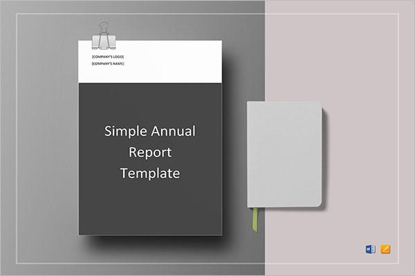 Treasurer Report Format