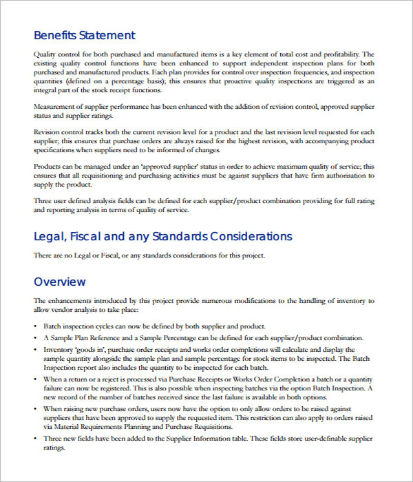 Vendor Evaluation Analysis Template