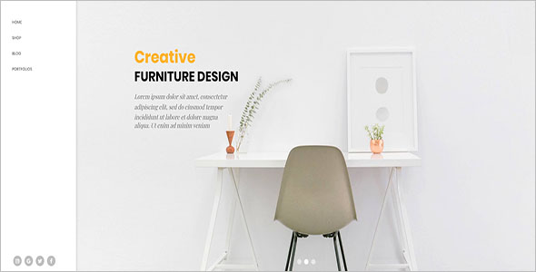 WooCommerce Theme For Furniture Decor