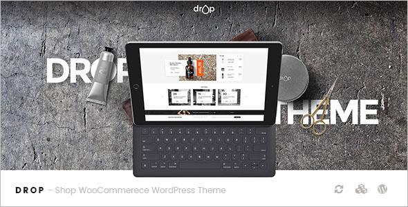 WooCommernce WordPress Theme