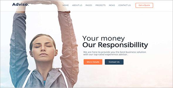 WordPress Broker Theme