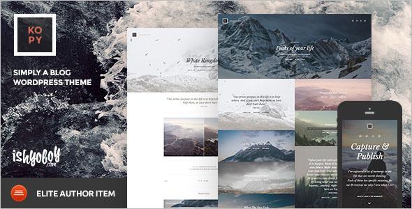 WordPress Site Theme