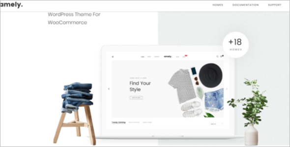 WordPress Theme For Woocommerce