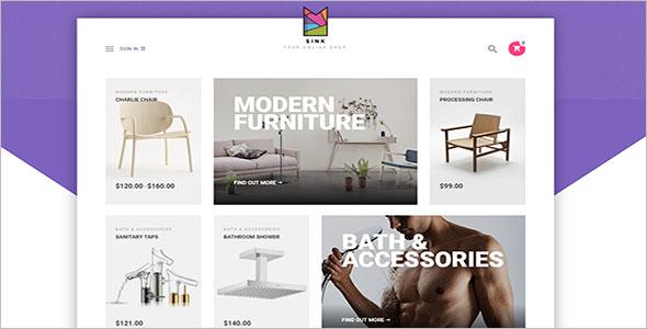 eCommerce Multilingual WordPress Theme