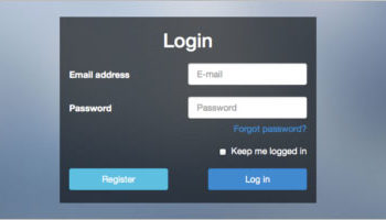 jQuery Login Templates