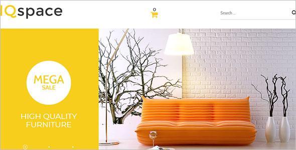 living Room Virtuemart Template