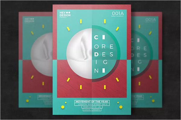 39 3d flyer templates free psd designs creative template