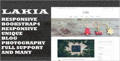 Abstract Blog WordPress Theme