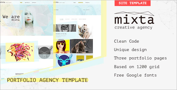 Advertising Agency Joomla Template