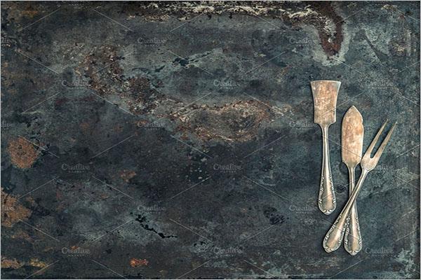 Antique Metal Texture Design