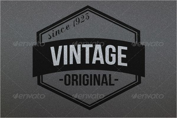 Antique Vintage Graphic Design Template