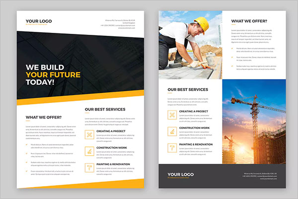 Architecture Flyer Template