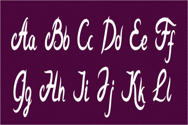 Beautiful Font For Designers