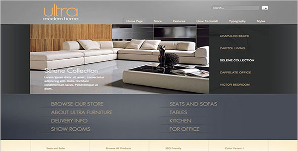Best Furniture WordPress Theme