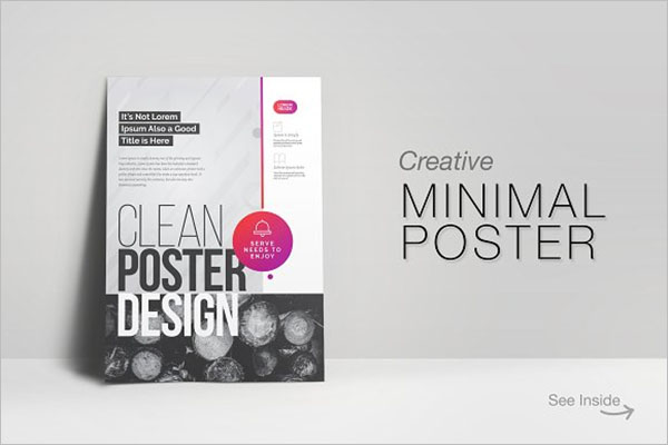 Best Keynote Poster Template