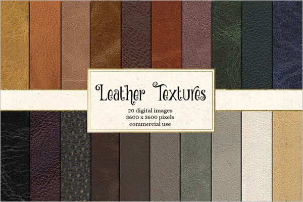 Best Leather Textures Design