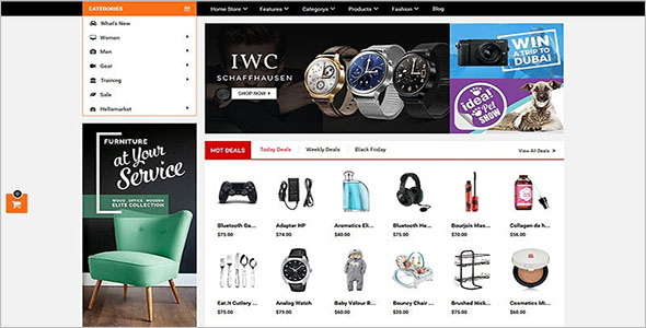 Best Magento Shop Theme